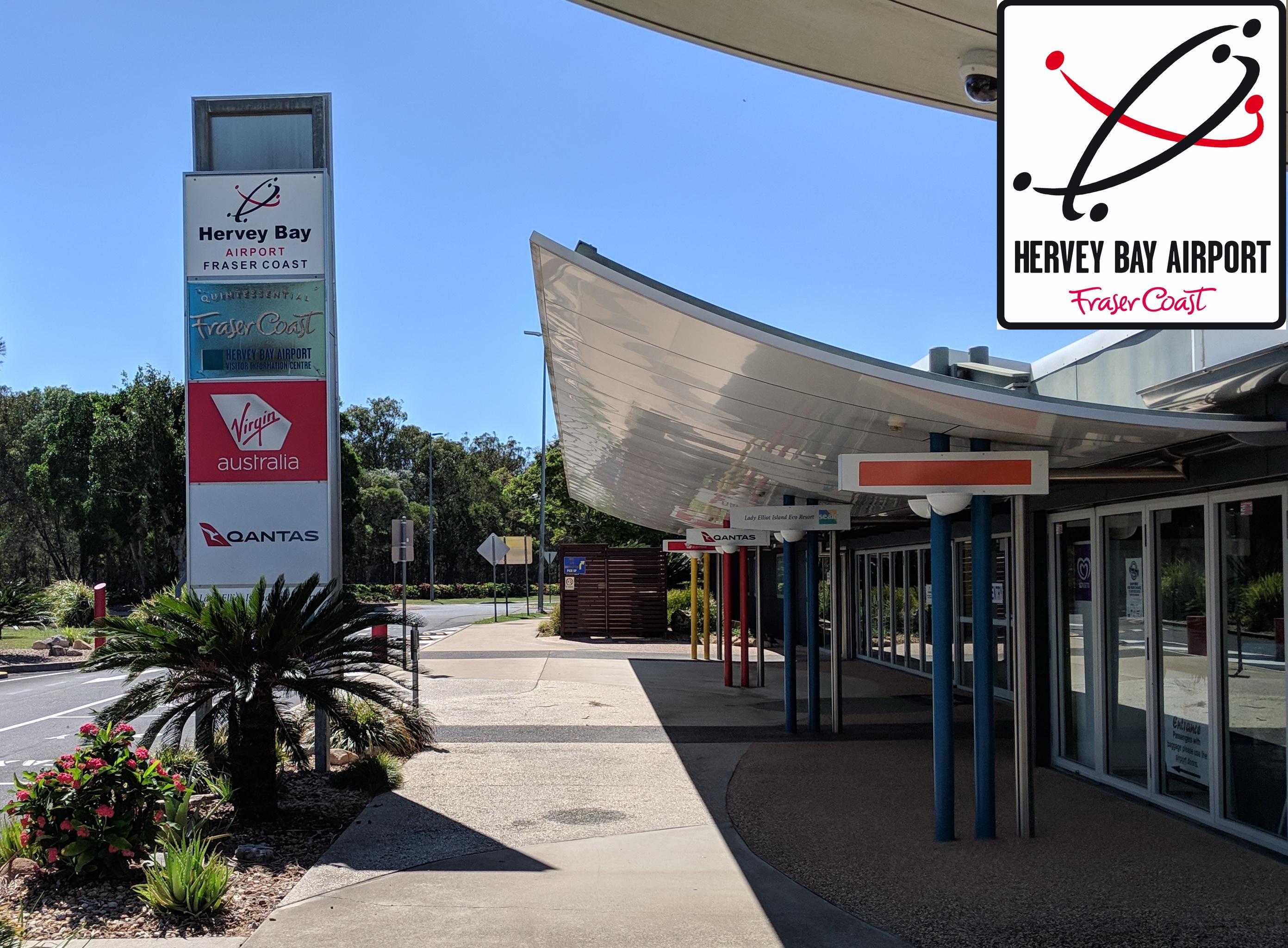 Hervey Bay Airport, Fraser Coast Queensland Australia